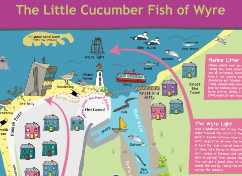 The Little Cucumber Fish of Wyre
